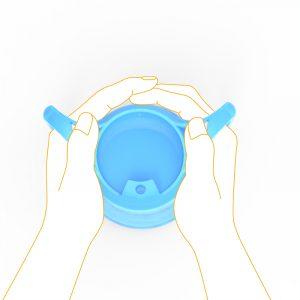แก้วน้ำสำหรับผู้สูงอายุ-เรืองแสง